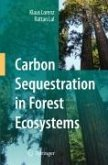 Carbon Sequestration in Forest Ecosystems (eBook, PDF)