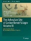 The Acheulian Site of Gesher Benot Ya'aqov Volume III (eBook, PDF)