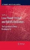 Low-Power Crystal and MEMS Oscillators (eBook, PDF)