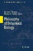 Philosophy of Behavioral Biology (eBook, PDF)