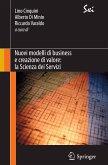 Nuovi modelli di business e creazione di valore: la Scienza dei Servizi (eBook, PDF)
