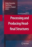 Processing and Producing Head-final Structures (eBook, PDF)
