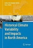 Historical Climate Variability and Impacts in North America (eBook, PDF)