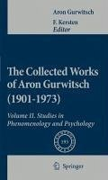 The Collected Works of Aron Gurwitsch (1901-1973) (eBook, PDF) - Gurwitsch, Aron