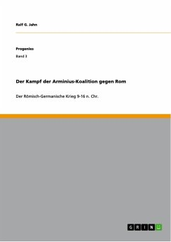Der Kampf der Arminius-Koalition gegen Rom (eBook, PDF)