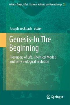 Genesis - In The Beginning (eBook, PDF)
