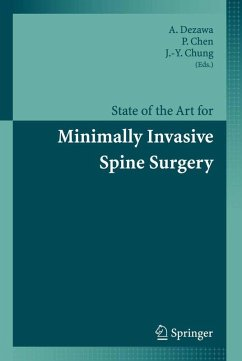 State of the Art for Minimally Invasive Spine Surgery (eBook, PDF)