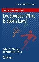 Lex Sportiva: What is Sports Law? (eBook, PDF)