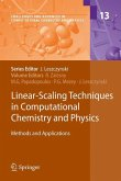 Linear-Scaling Techniques in Computational Chemistry and Physics (eBook, PDF)