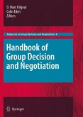 Handbook of Group Decision and Negotiation (eBook, PDF)
