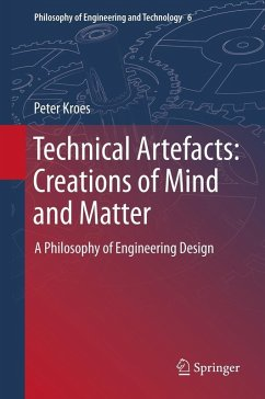 Technical Artefacts: Creations of Mind and Matter (eBook, PDF) - Kroes, Peter