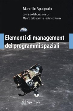 Elementi di management dei programmi spaziali (eBook, PDF) - Spagnulo, Marcello
