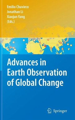 Advances in Earth Observation of Global Change (eBook, PDF)