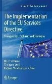 The Implementation of the EU Services Directive (eBook, PDF)