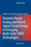 Variation Aware Analog and Mixed-Signal Circuit Design in Emerging Multi-Gate CMOS Technologies (eBook, PDF)