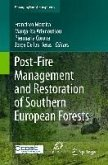 Post-Fire Management and Restoration of Southern European Forests (eBook, PDF)