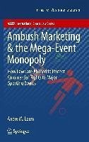 Ambush Marketing & the Mega-Event Monopoly (eBook, PDF) - Louw, Andre M.