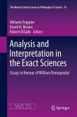 Analysis and Interpretation in the Exact Sciences (eBook, PDF)