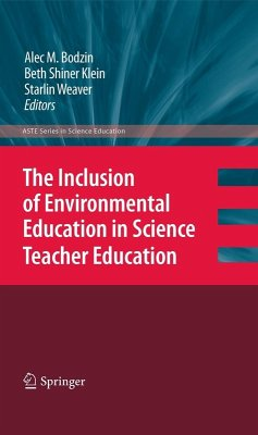 The Inclusion of Environmental Education in Science Teacher Education (eBook, PDF)