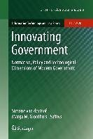 Innovating Government (eBook, PDF)