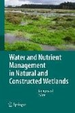 Water and Nutrient Management in Natural and Constructed Wetlands (eBook, PDF)