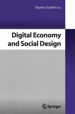 Digital Economy and Social Design (eBook, PDF)