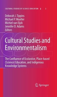 Cultural Studies and Environmentalism (eBook, PDF)