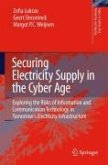 Securing Electricity Supply in the Cyber Age (eBook, PDF)
