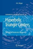 Hyperbolic Triangle Centers (eBook, PDF)