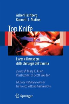 Top Knife (eBook, PDF) - Mattox, Kenneth L.; Hirshberg, Asher