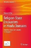 Religion-State Encounters in Hindu Domains (eBook, PDF)