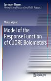 Model of the Response Function of CUORE Bolometers (eBook, PDF)