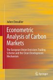 Econometric Analysis of Carbon Markets (eBook, PDF)
