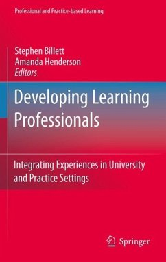 Developing Learning Professionals (eBook, PDF)