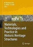 Materials, Technologies and Practice in Historic Heritage Structures (eBook, PDF)