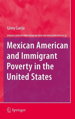 Mexican American and Immigrant Poverty in the United States (eBook, PDF) - Garcia, Ginny
