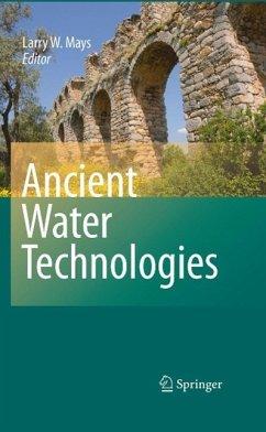 Ancient Water Technologies (eBook, PDF)
