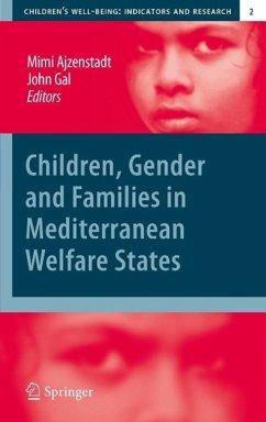 Children, Gender and Families in Mediterranean Welfare States (eBook, PDF)