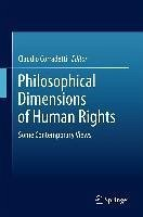 Philosophical Dimensions of Human Rights (eBook, PDF)