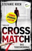 CROSSMATCH. Das Todesmerkmal (eBook, ePUB)