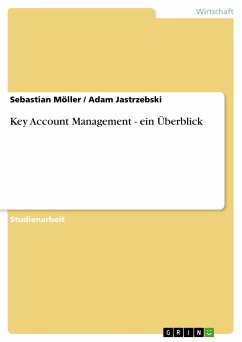 Key Account Management - ein Überblick (eBook, PDF)