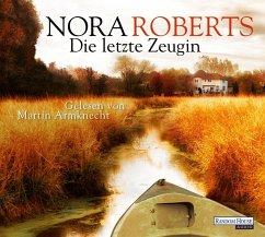 Die letzte Zeugin (MP3-Download) - Roberts, Nora