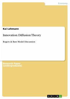 Innovation Diffusion Theory (eBook, PDF)
