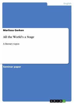 All the World's a Stage (eBook, PDF)