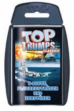 Winning Moves WIN61588 - Top Trumps, U-Boote, F...