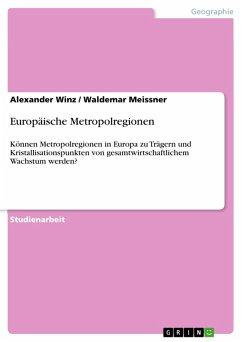 Europäische Metropolregionen (eBook, PDF)