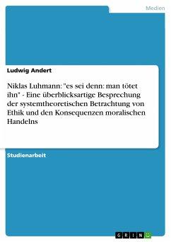 Niklas Luhmann: