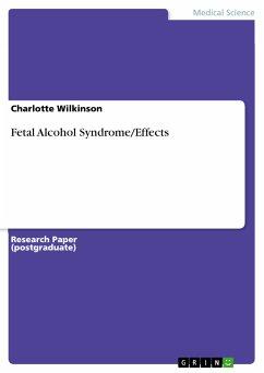 Fetal alcohol syndrome essay