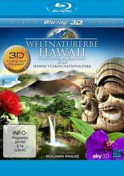 Weltnaturerbe Hawaii - Hawaii Vulkan-Nationalpark (Blu-ray 3D) - N/A