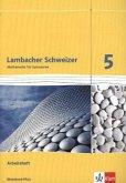 Lambacher Schweizer. 5. Schuljahr. Arbeitsheft plus Lösungsheft. Neubearbeitung. Rheinland-Pfalz